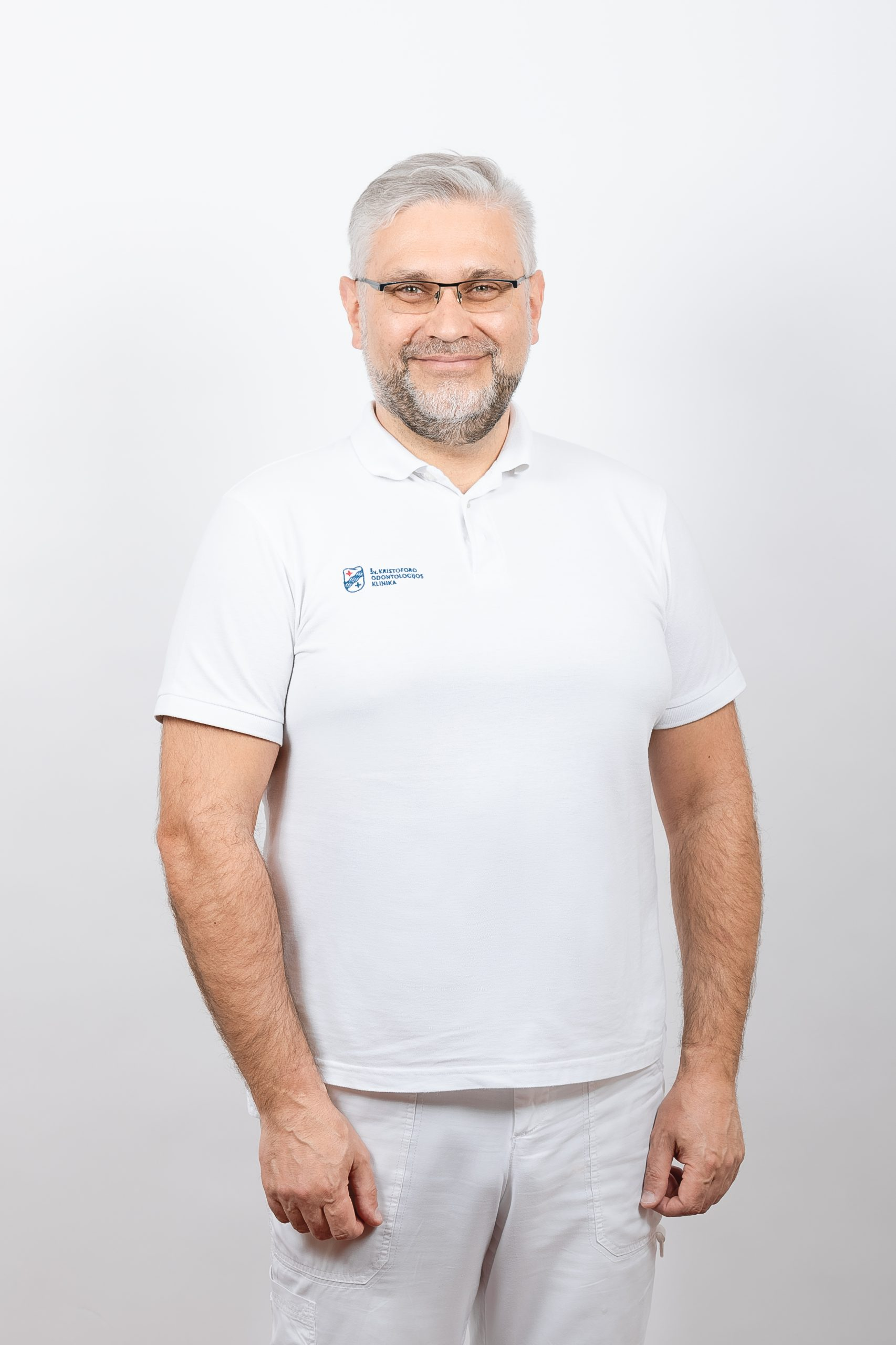 Gydytojas odontologas Rolandas Pletkus