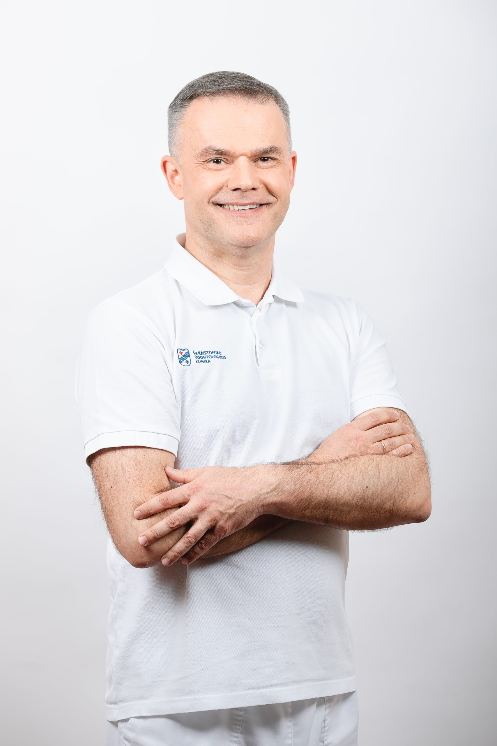 Gydytojas ortopedas Darius Migauskas