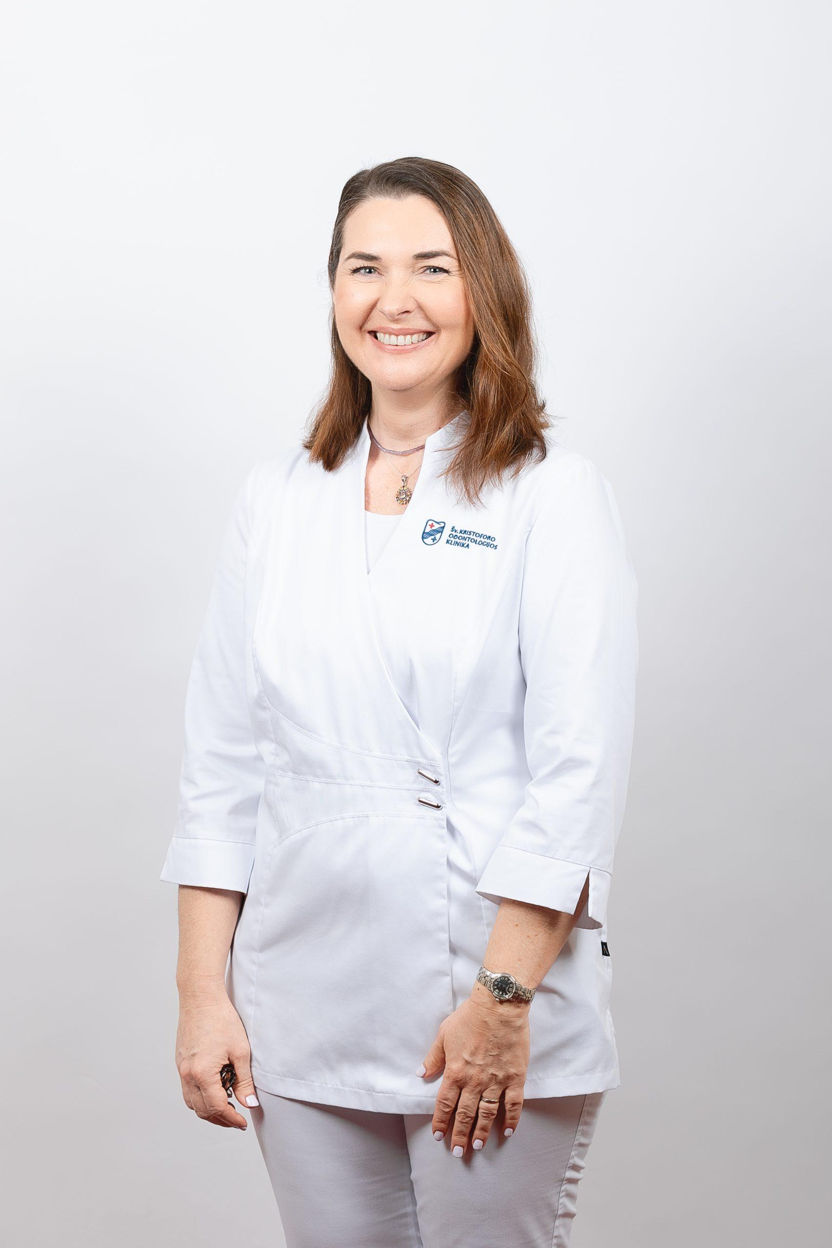 Gydytoja ortodontė Rūta Juknevičienė