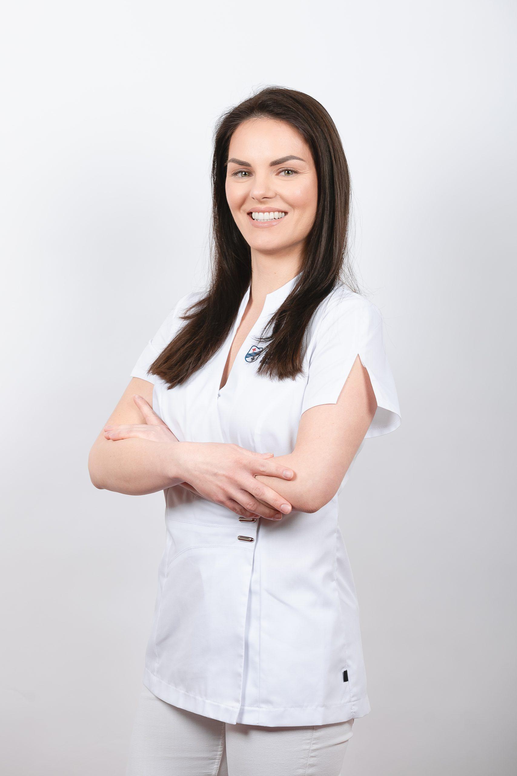 Gydytojo asistentė Viktorija Paulauskienė