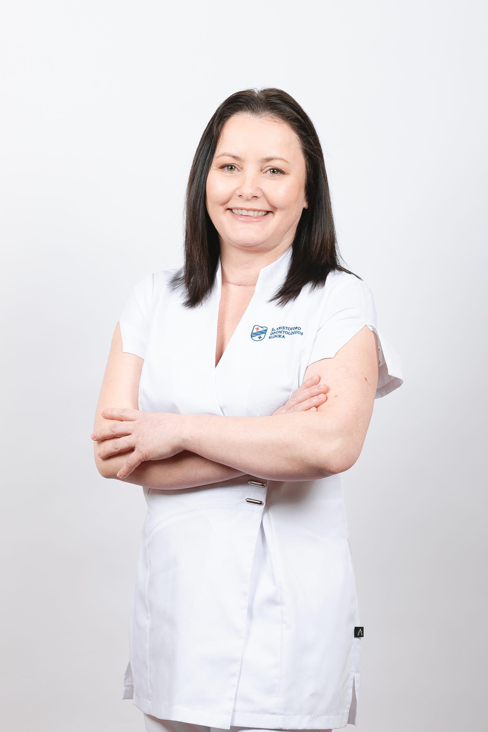 Gydytojo asistentė Zita Uždavinienė