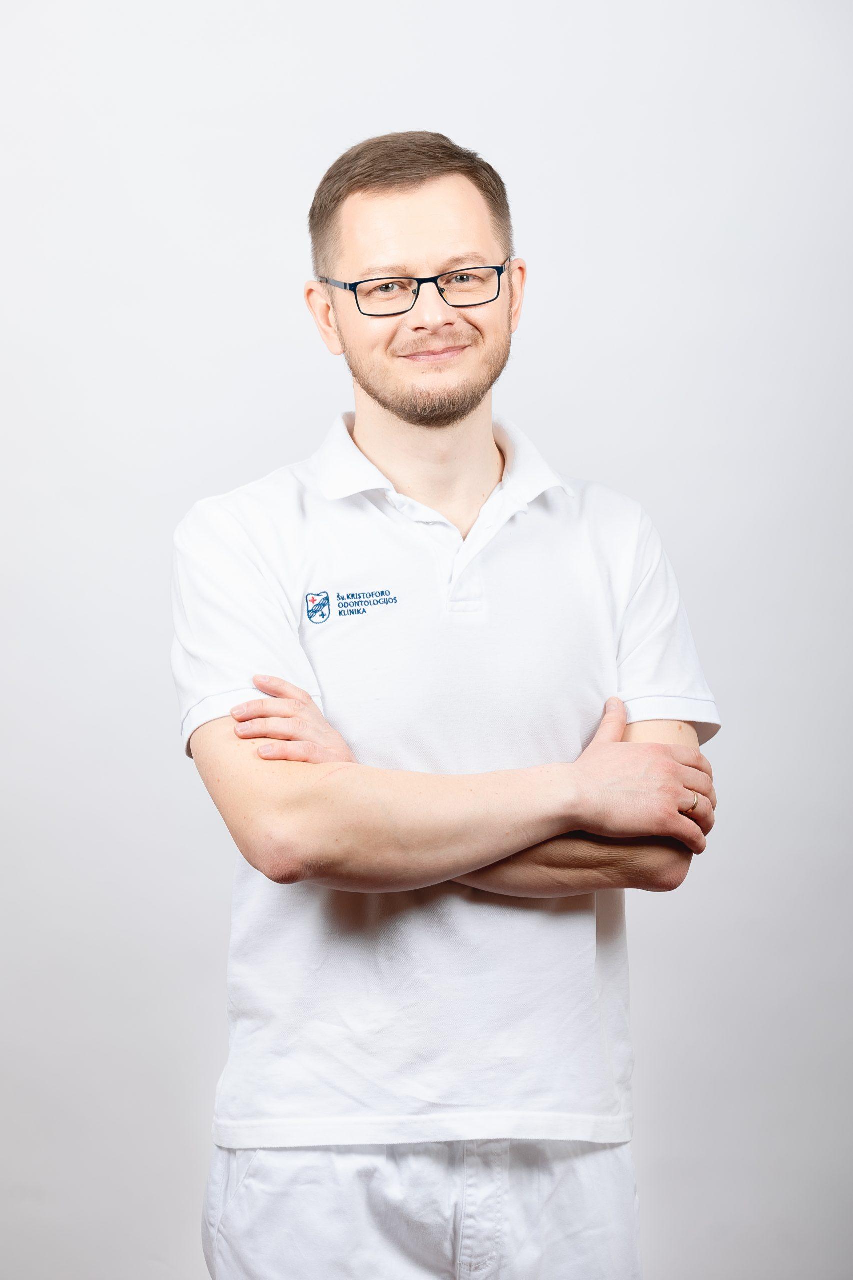 Anesteziologas Ronaldas Lukaševičius