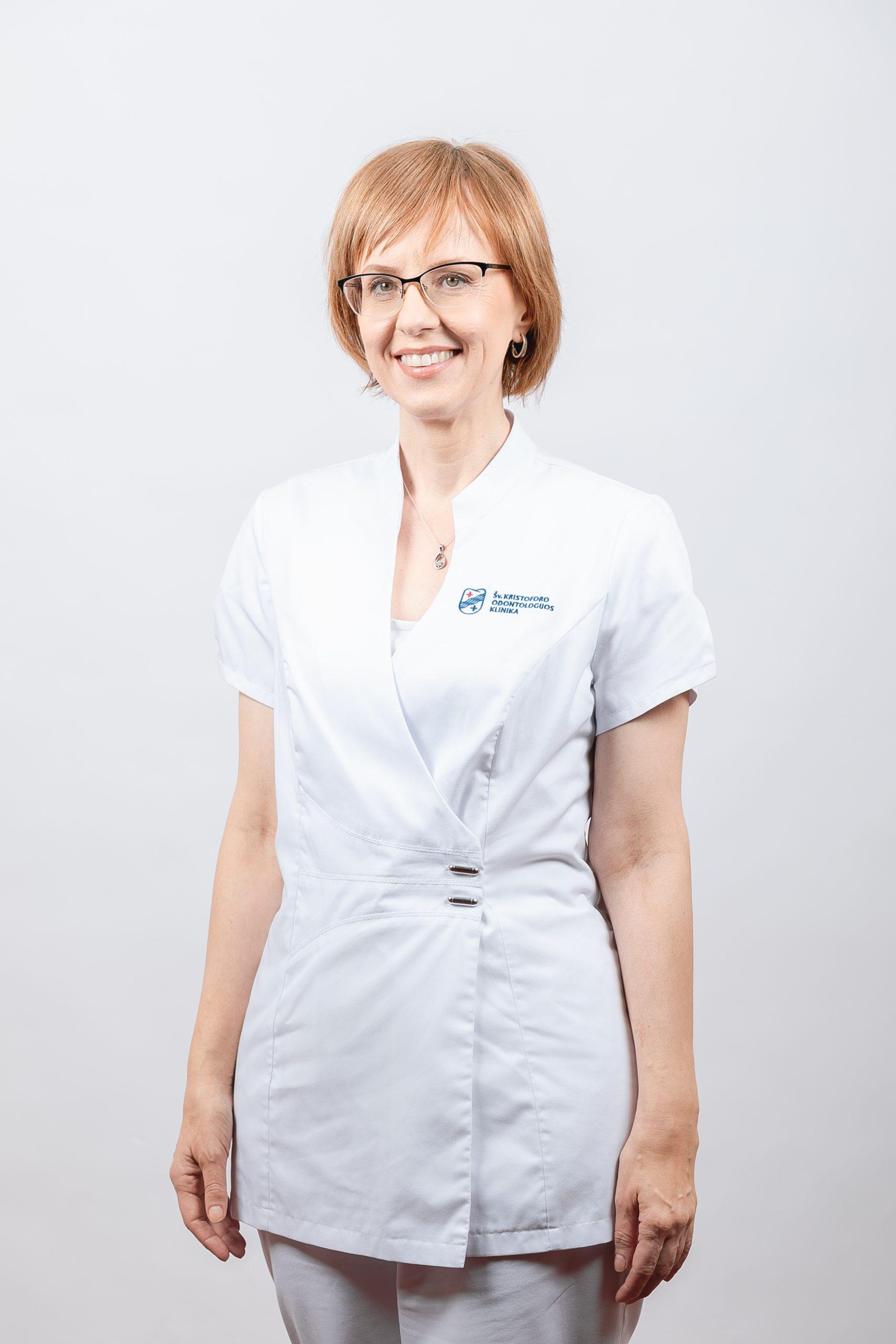 Gydytojo asistentė Loreta Adomavičiūtė